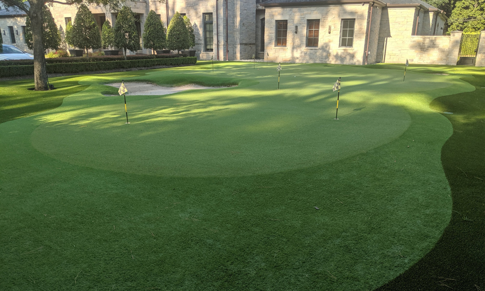 Putting Green Cost