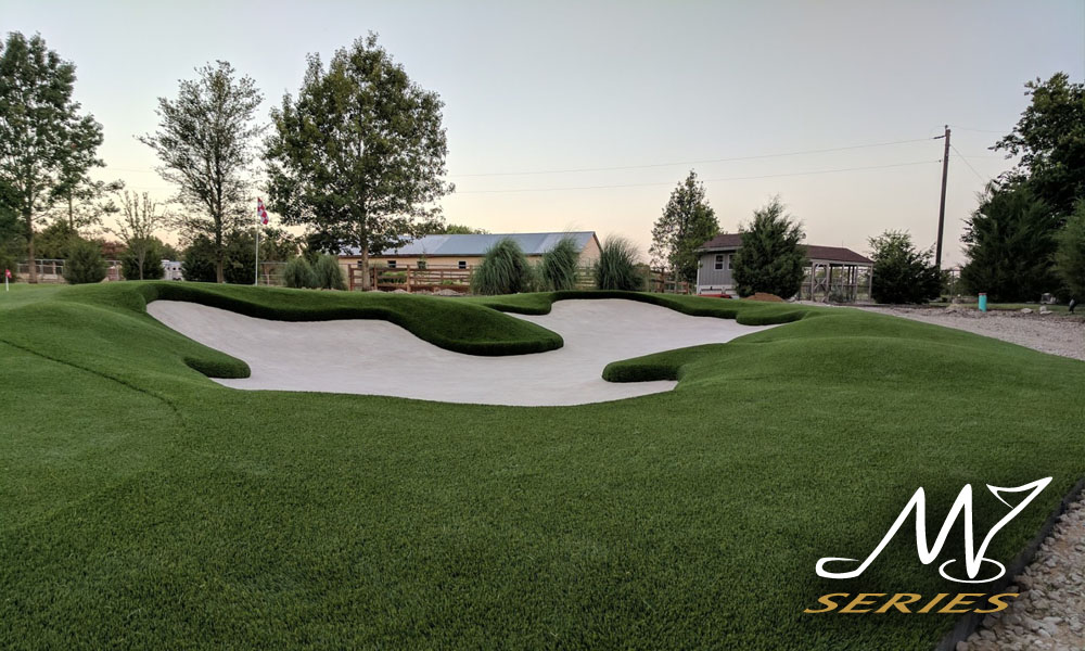 masters series synthetic putting green artificial home golf course